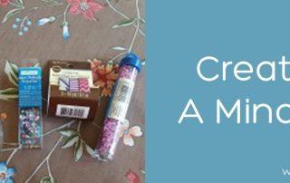 Creating A Mind Jar