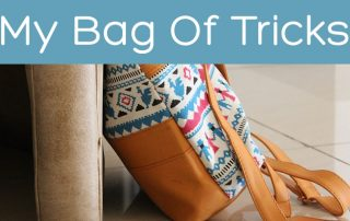 Bag of tricks - self care must haves