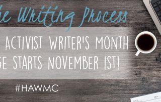 HAWMC The Writing Procss
