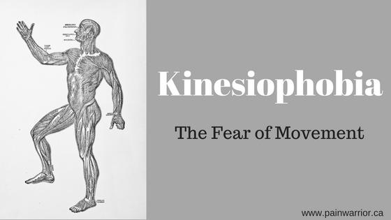 kinesiophobia