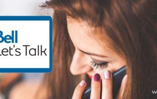 Bell Let's Talk 2017