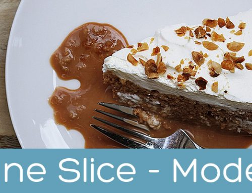 Just One Slice -moderation
