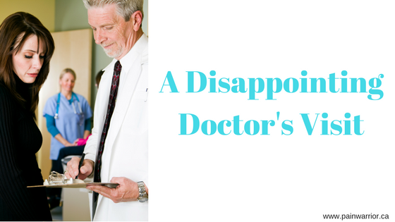 disappointing doctor's
