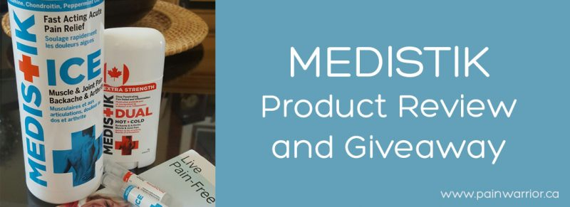 Medistik product review giveaway